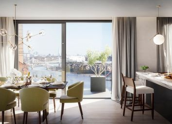 Thumbnail 1 bed flat for sale in Harbour Avenue, London