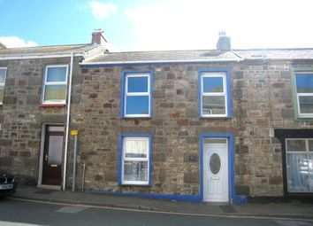 Thumbnail 2 bedroom terraced house for sale in Moor Street, Camborne, Cornwall