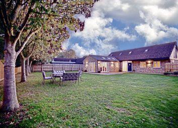 Thumbnail 4 bed detached house for sale in Splash Lane, Wyton, Huntingdon