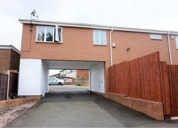Thumbnail 2 bedroom end terrace house for sale in St. Lukes Terrace, Dudley