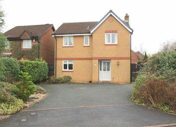 Thumbnail 4 bedroom detached house for sale in Freshfields, Lea, Preston
