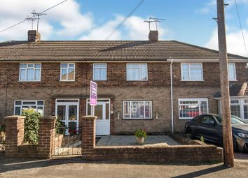 3 bed terraced house for sale in Chartwell Close, Strood, Rochester ME2
