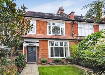 Thumbnail 4 bed end terrace house for sale in Thornton Road, East Sheen, London