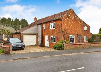 Thumbnail 3 bed cottage for sale in The Street, Hockering, Dereham