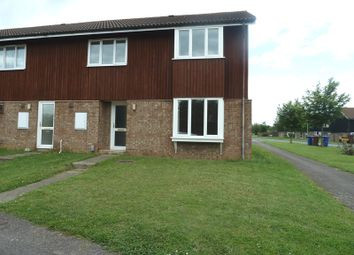 Thumbnail 4 bed end terrace house to rent in Nimbus Way, Newmarket