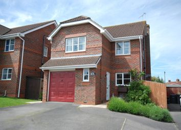 Thumbnail 4 bed detached house for sale in Cheviot Close, Trowbridge