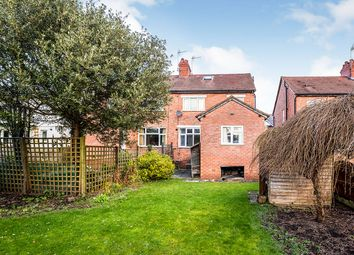 Thumbnail 3 bed semi-detached house for sale in Edward Street, Oswestry, Shropshire