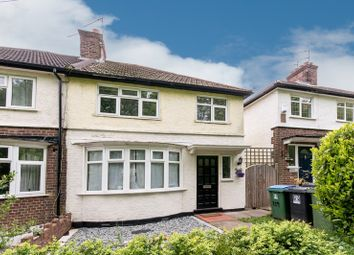 Thumbnail 3 bedroom semi-detached house for sale in North Western Avenue, Watford, Hertfordshire