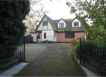 Thumbnail 5 bed detached house for sale in The Avenue, Welwyn