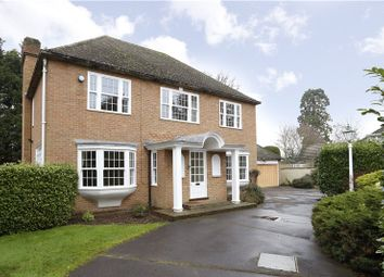 Thumbnail 4 bed detached house to rent in Edgecoombe Close, Coombe, Kingston Upon Thames