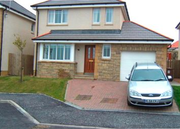 Thumbnail 3 bedroom detached house to rent in Macalpine Court, Tullibody, Clackmannanshire
