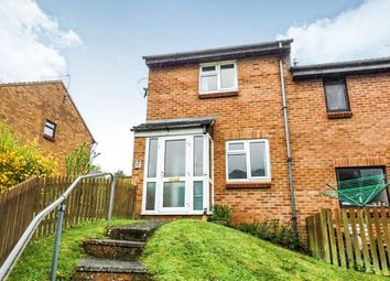 Thumbnail 2 bedroom semi-detached house for sale in Lime Close, Minehead