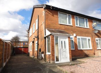 Thumbnail 2 bedroom flat to rent in St. Marys Hall Road, Crumpsall, Manchester