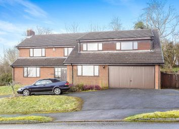 Thumbnail 5 bed detached house for sale in Cefn Morfa, Llandrindod Wells