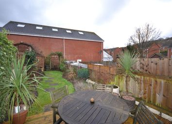 Thumbnail 2 bedroom terraced house to rent in Holne Court, Kinnerton Way, Exeter