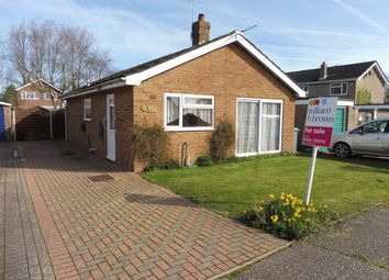 Thumbnail 2 bedroom detached bungalow for sale in Neale Close, Aylsham, Norwich