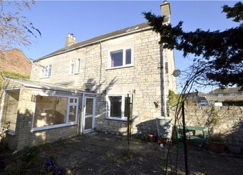 Thumbnail 4 bed semi-detached house for sale in Marsh Road, Leonard Stanley, Gloucestershire