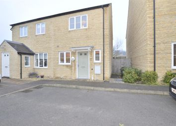 Thumbnail 2 bed semi-detached house for sale in Breaches Close, Woodmancote