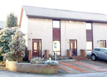 Thumbnail 2 bed end terrace house to rent in Northbank Park, Bo'ness, Falkirk
