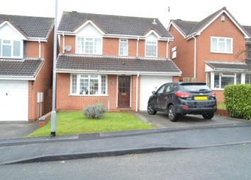 Thumbnail 3 bed detached house to rent in Stubbs Drive, Aston Lodge, Stone