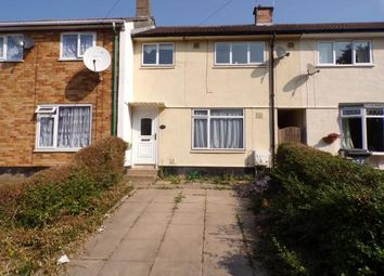 Thumbnail 3 bedroom terraced house for sale in Thurncourt Road, Leicester, Leicestershire