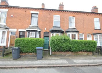 Thumbnail 2 bed terraced house to rent in Vivian Road, Harborne