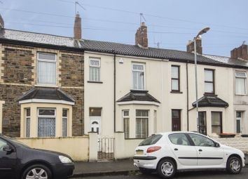 Thumbnail 3 bed terraced house for sale in Eveswell Street, Newport