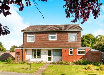 Thumbnail 3 bed detached house for sale in Pightle Close, Elmswell, Bury St. Edmunds