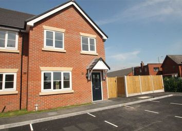 Thumbnail 3 bed end terrace house to rent in Trumpet Close, Gobowen, Shropshire