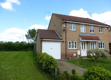 Thumbnail 2 bedroom property to rent in Wallace Close, King's Lynn