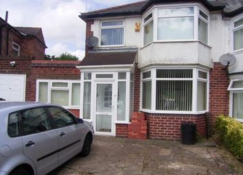 Thumbnail 3 bed property for sale in Ermington Crescent, Birmingham, West Midlands