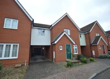 Thumbnail 3 bed link-detached house for sale in Mountbatten Drive, Old Catton, Norwich