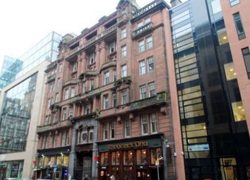 Thumbnail Office for sale in Waterloo Street, Glasgow