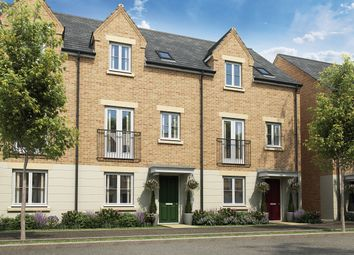 Thumbnail 4 bed terraced house for sale in Perth, Barleythorpe Road, Oakham, Rutland