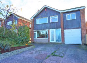 Thumbnail 5 bed detached house for sale in Heath House Lane, Stoke-On-Trent