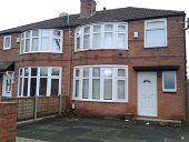 Thumbnail 4 bedroom semi-detached house to rent in Parsonage Road, Manchester