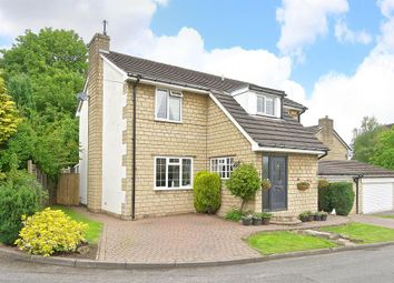 Thumbnail 4 bedroom detached house for sale in Stonedale Close, Pool In Wharfedale, Otley