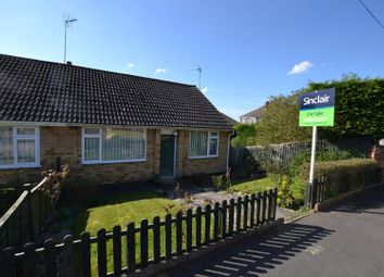 Thumbnail 2 bed semi-detached bungalow for sale in Finsbury Avenue, Sileby, Leicestershire