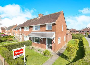 Thumbnail 3 bed semi-detached house for sale in Kitchen Lane, Ashmore Park Wednesfield, Wolverhampton