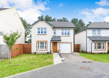 Thumbnail 3 bed detached house for sale in Bartonholm Gardens, Irvine