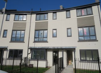 Thumbnail 4 bed town house for sale in Broxton Drive, Plymstock, Plymouth