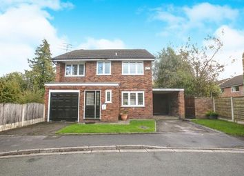 Thumbnail 4 bed detached house for sale in Moorfield Drive, Wilmslow, Cheshire