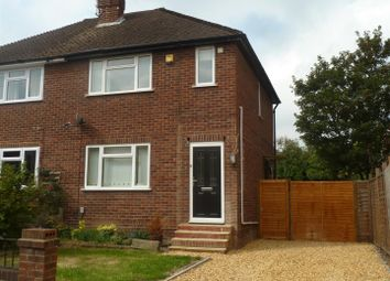 Thumbnail 2 bed semi-detached house to rent in Star Road, Caversham, Reading
