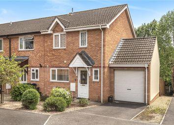 Thumbnail 3 bed end terrace house for sale in Blind Lane Close, Bridport, Dorset