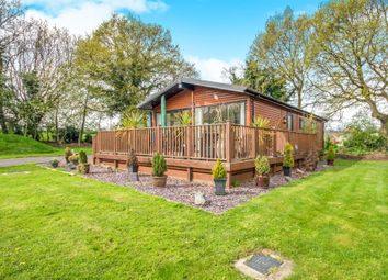 Thumbnail 3 bed lodge for sale in Bacton Road, North Walsham