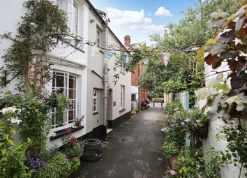 Thumbnail 2 bed terraced house for sale in Chapel Place, Fore Street, Topsham, Exeter