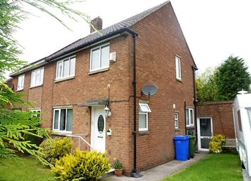 Thumbnail 2 bed semi-detached house for sale in Elsdon Avenue, Seaton Delaval, Whitley Bay