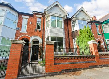 Thumbnail 3 bed terraced house for sale in Kirby Road, Leicester