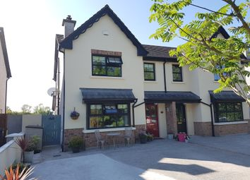 Thumbnail 3 bed semi-detached house for sale in 145 Crossneen Manor, Leighlin Road, Carlow Town, Carlow