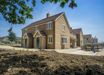 Thumbnail 2 bed maisonette for sale in Guild Close, Witney